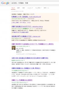 googleの検索結果で顔写真を表示させる方法