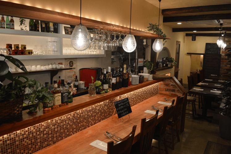京都・北白川のイタリアレストラン『ALICE』